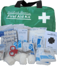 Large Premium First Aid Kit with Contents