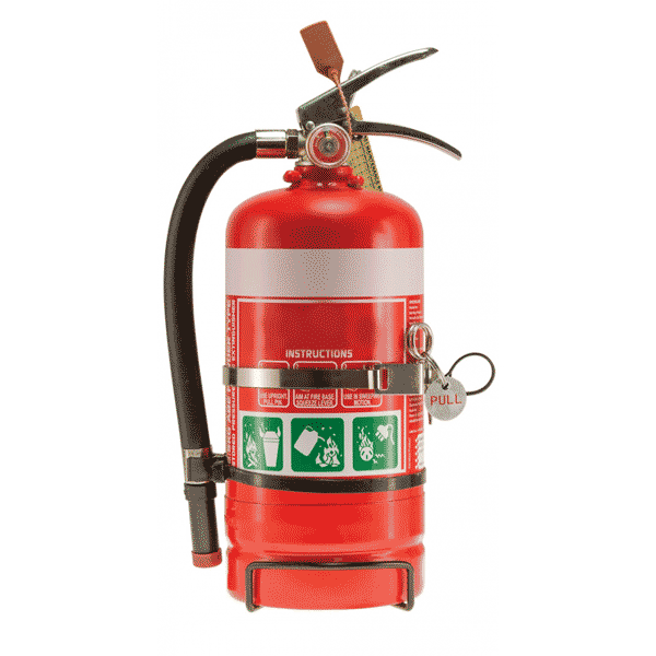 2.5KG Hose ABE Powder Portable Fire Extinguisher
