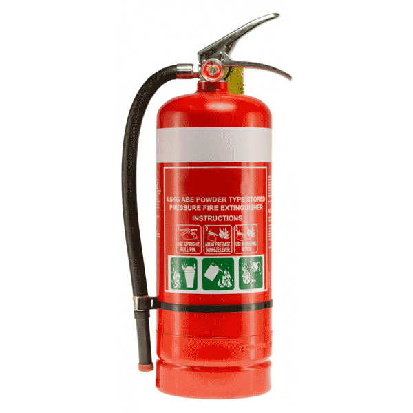 9.0KG Hose ABE Powder Portable Fire Extinguisher