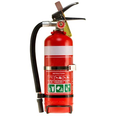 1.5KG Hose ABE Powder Portable Fire Extinguisher