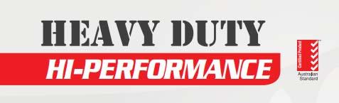 Heavy Duty High Performance
