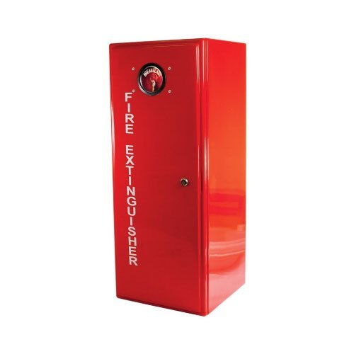 Fibreglass Extinguisher Cabinet Fits 9kg - (Lockable)