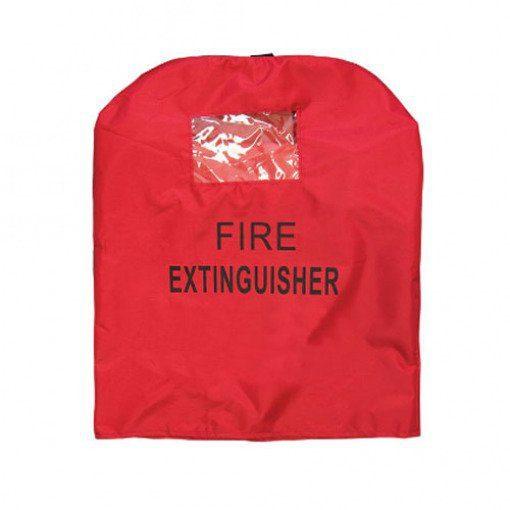 Window Vinyl Fire Extinguisher Cover (fits 4.5kg extinguishers)