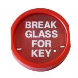 Break Glass Key Holder