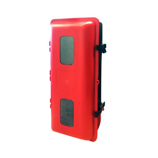 Corrosion Proof Plastic Fire Extinguisher Cabinet – Large