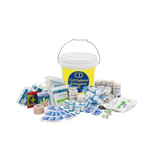 Platinum Civil Defence First Aid Kit