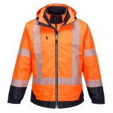 PW3 Hi-Vis Breathable 3-in-1 Jacket