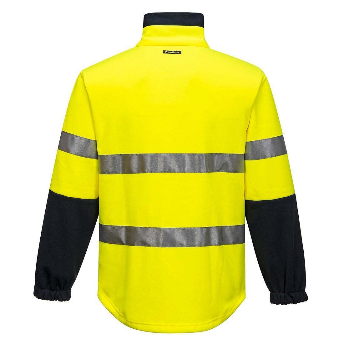 Water Repellent Brush Fleece Jacket with Tape