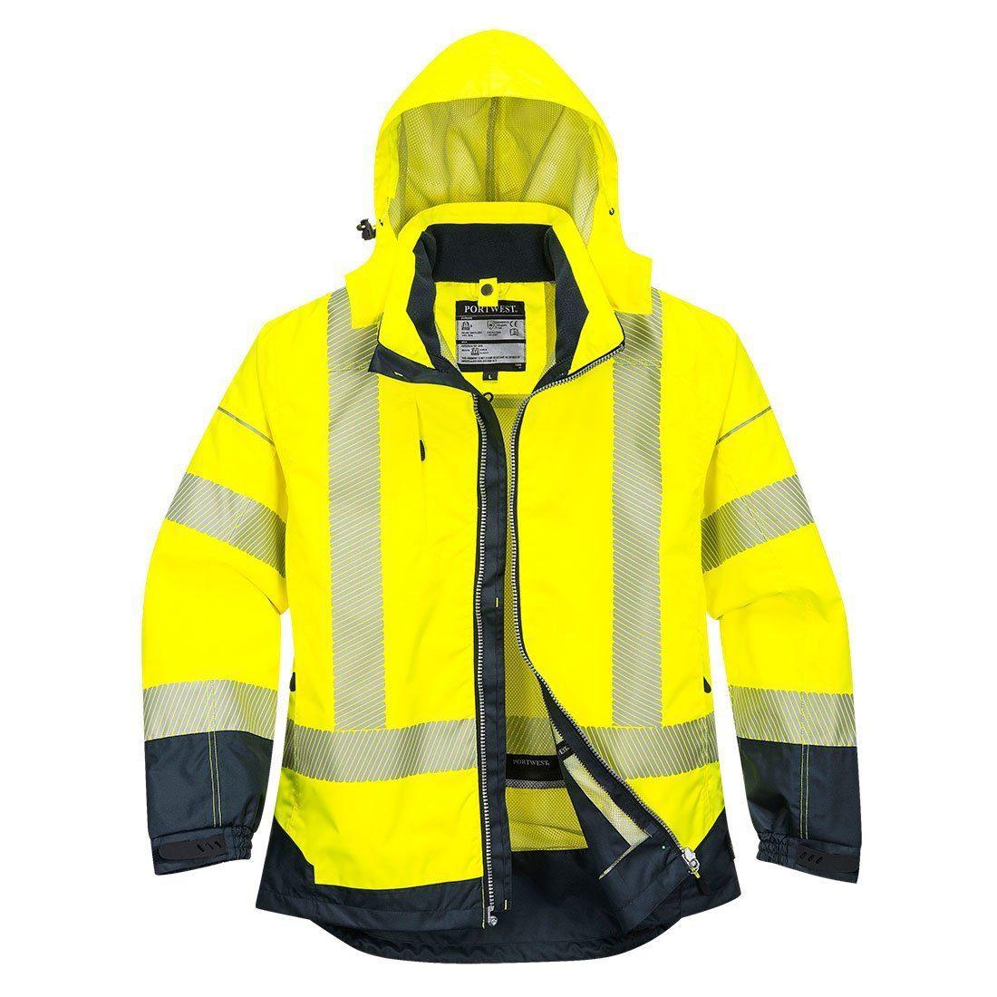 PW3 Hi-Vis Breathable Jacket